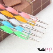 dot Dotting tool nail set dot