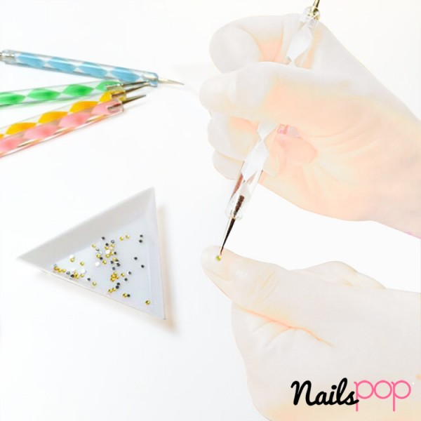 dot tool Dotting tool nail set dot