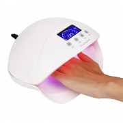 New-Popular-Women-Fashion-Professional-50W-LCD-Display-Dual-UV-LED-Nail-Lamp-Nail-Dryer-With